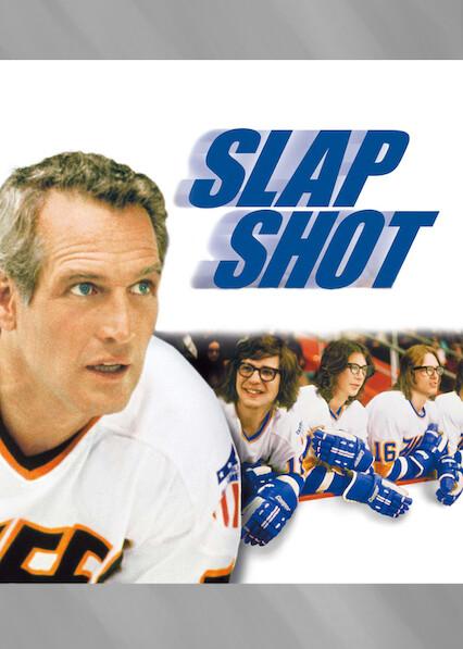 Slap Shot on Netflix Canada